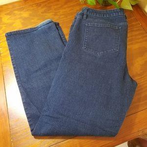 A.n.a Bootcut Jeans, sz 18W